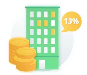 <span>Налоговый</span> вычет<br> при покупке квартиры