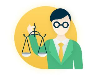 Как правильно выбрать <span>юриста</span>